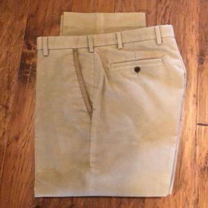 Orvis Moleskin Pants with Suede Trim
